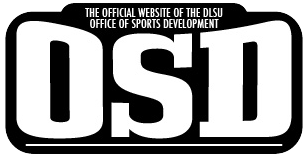 DLSU Office of Sports Development logo