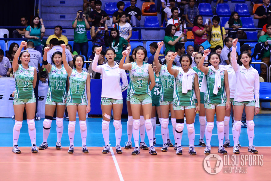 Lady Spikers overpower Lady Eagles to extend winning streak