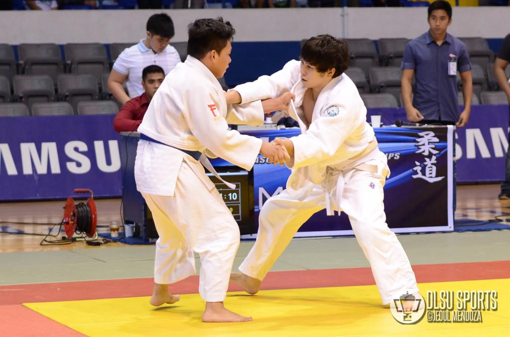 DLSU Judo UAAP 76