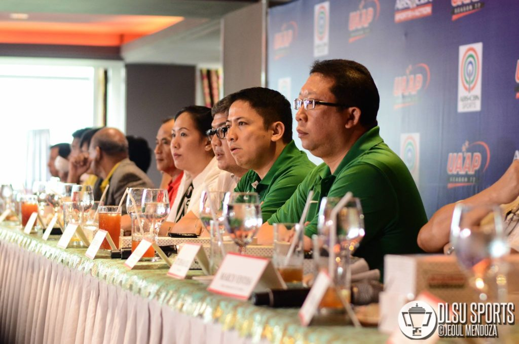 UAAP Presscon 214