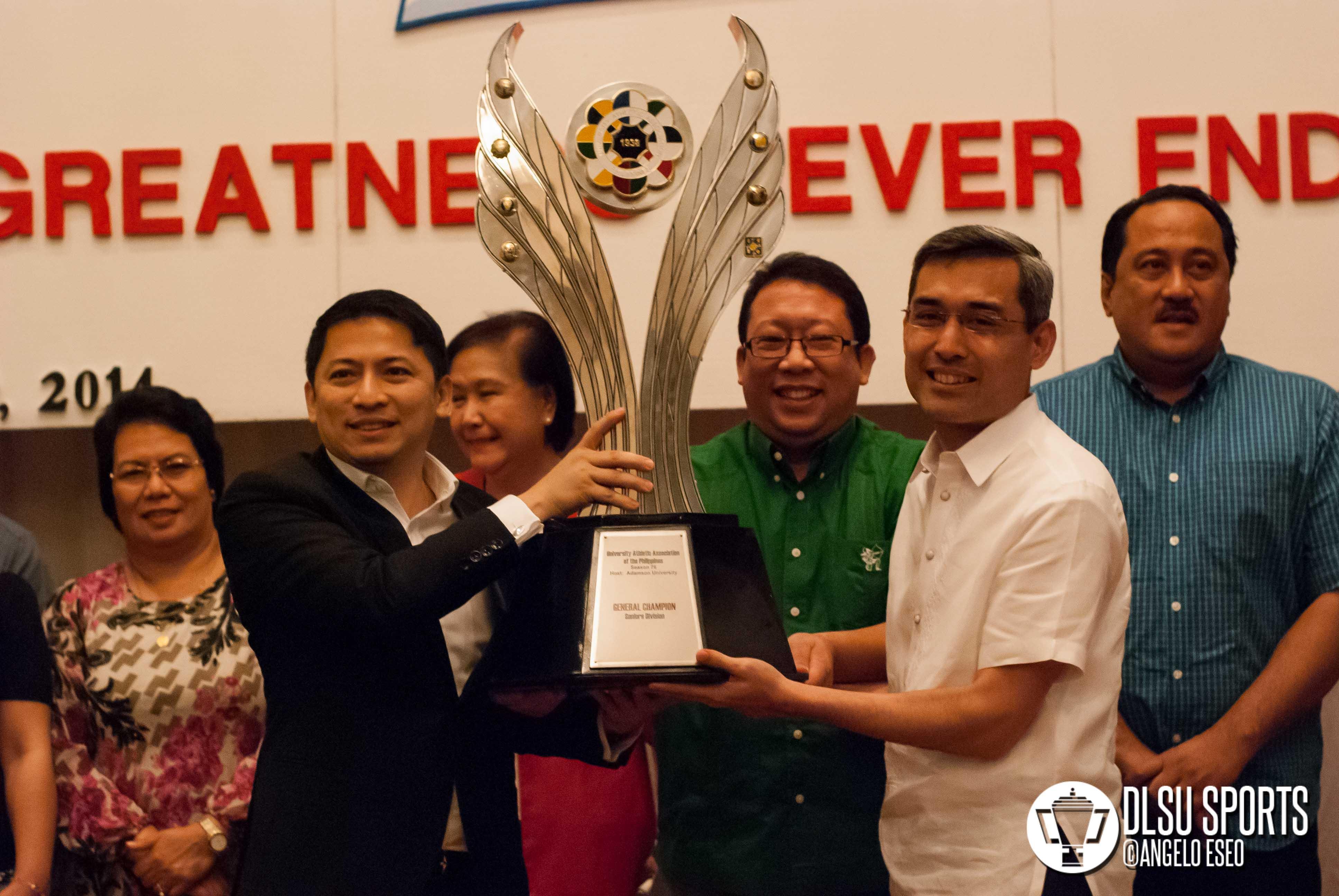 DLSU GC Awarding 2014