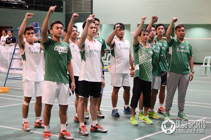 Green Shuttlers bow to undefeated Bulldogs to land in second place