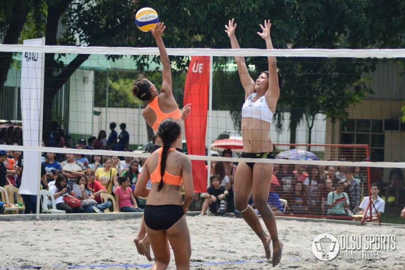 DLSU vs. UST Beach Volleyball Preview