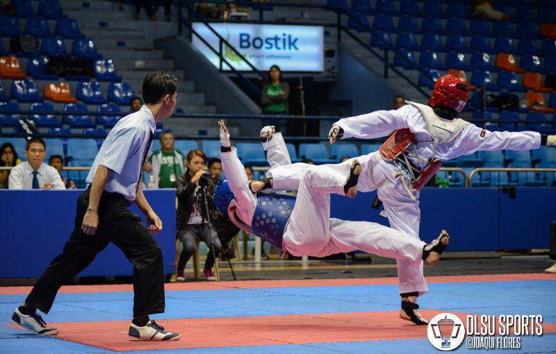 UAAP Taekwondo First Week Recap