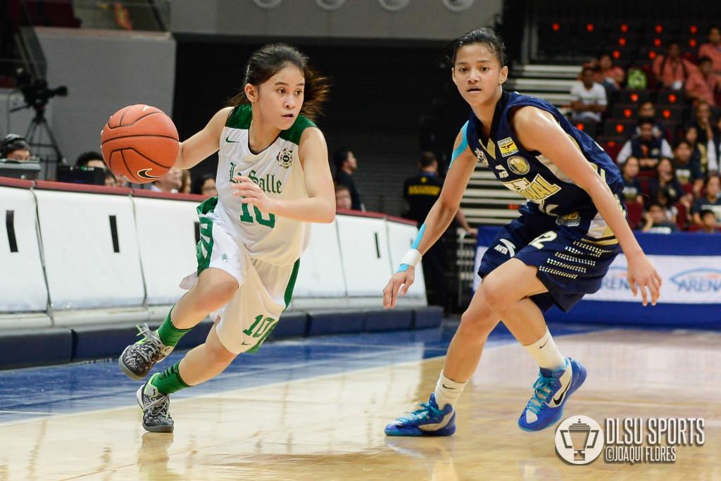 Trisha Piatos 2013 UAAP Women's Basketball Finals