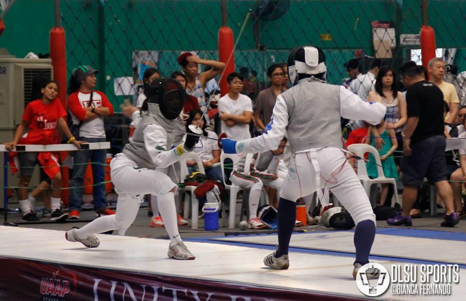 DLSU Fencing
