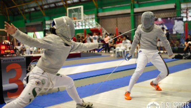 Fencing UAAP 77