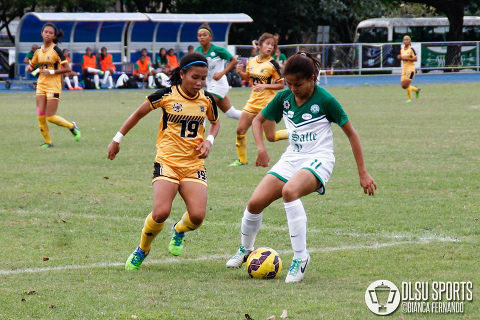 DLSUvsUST - Women's Football
