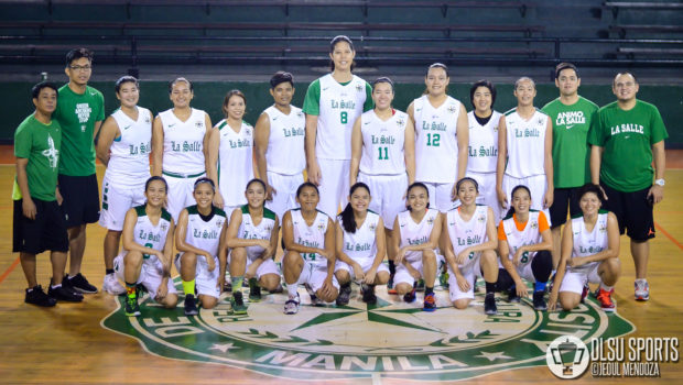 UAAP Team Preview DLSU Lady Archers