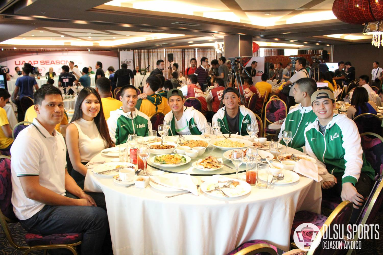 UAAP Press conference