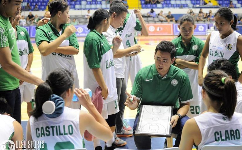 UAAP midseason report: DLSU Lady Archers