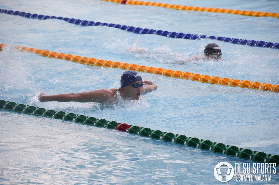 GC swimming