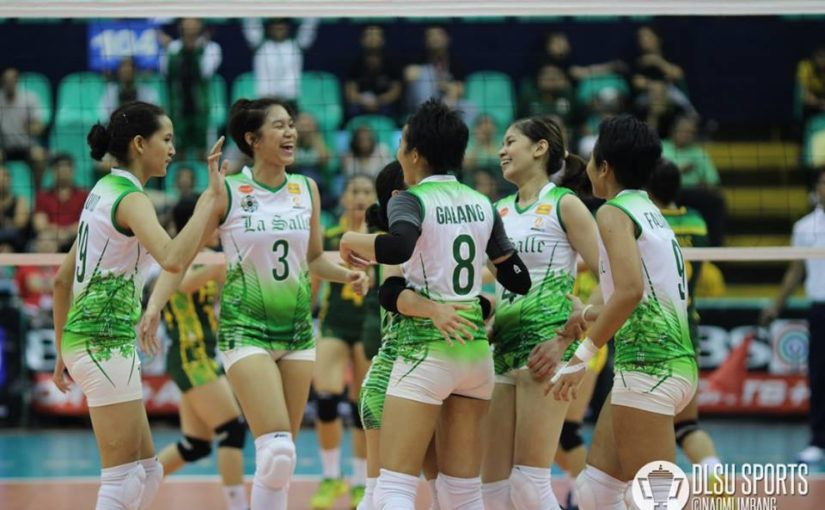 SHE IS DEFINITELY BACK! Ara Galang leads DLSU past FEU