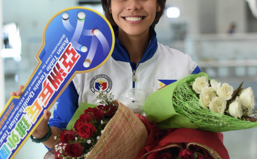 Green Paddler Ian Lariba: First Filipino Olympian for Table Tennis