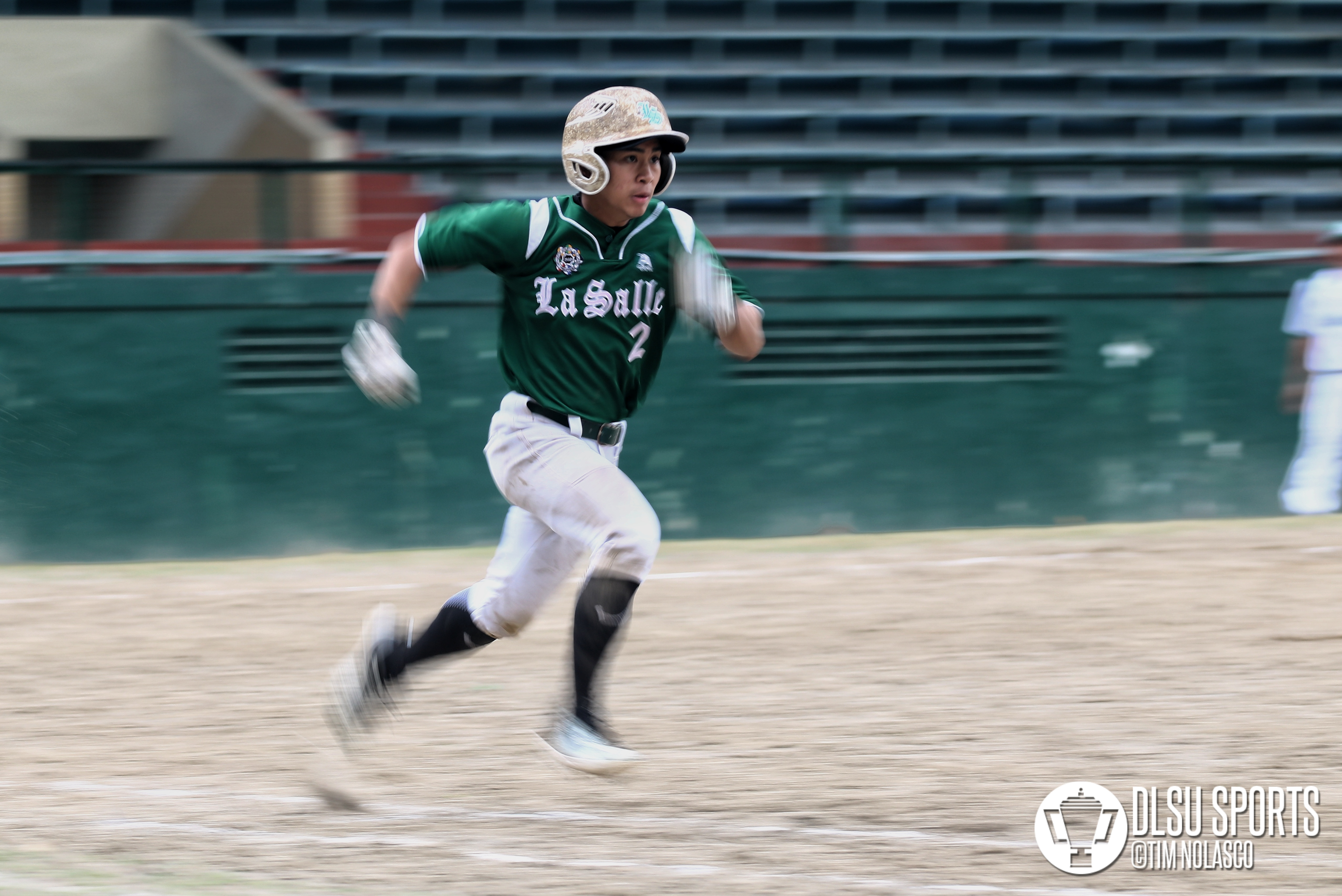 After doing in their first two games, the DLSU Green Batters look to carry the momentum to their next game.