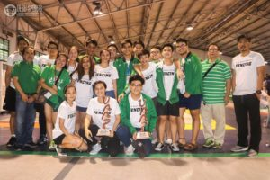 The Green and Lady Fencers both improved to third place after finishing at fifth and fourth last season.