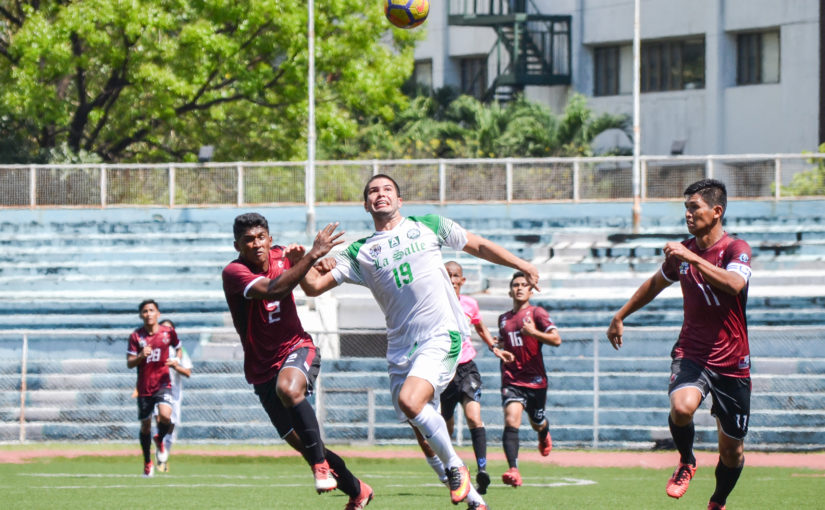 DLSU Green Booters fall to UP for third loss of the season