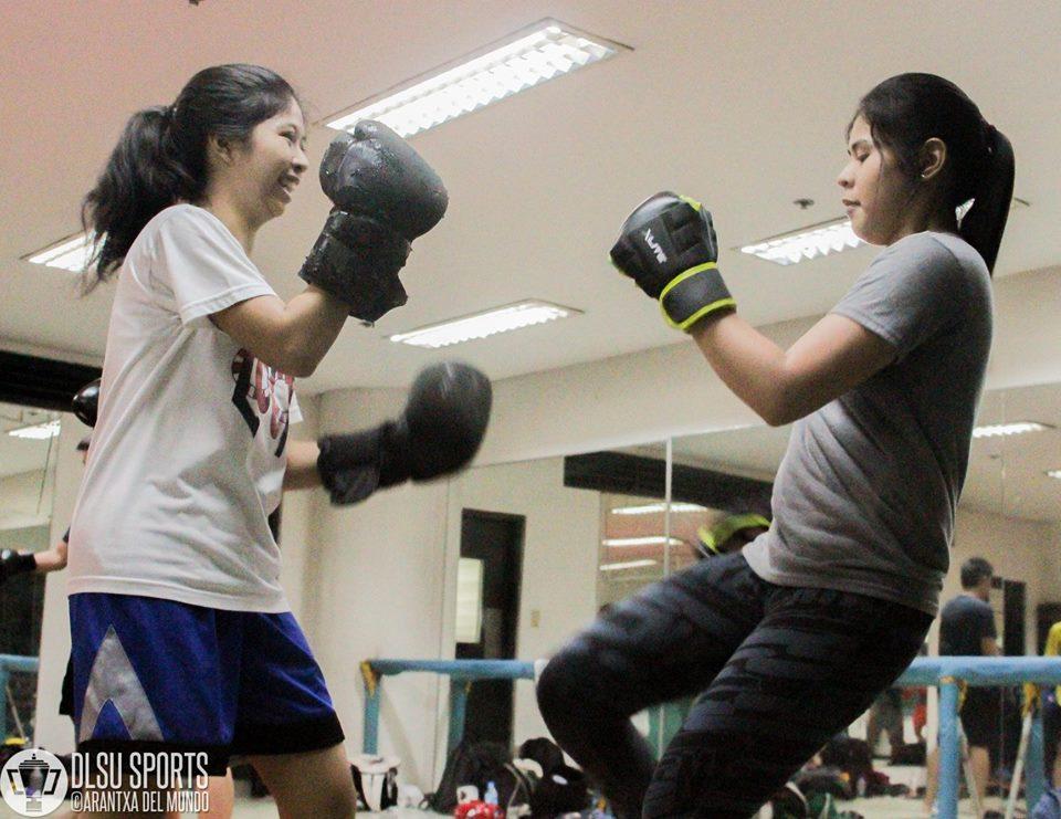Thai muay Amateur association philippine