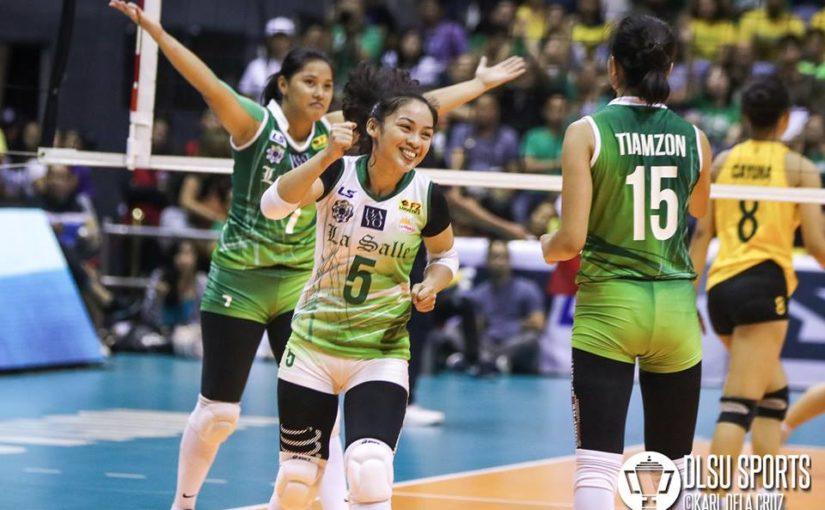 THREE-PEAT! DLSU Lady Spikers sweep FEU for Season 80 crown