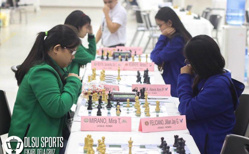 ICYMI: Lady Woodpushers, Green Woodpushers go opposite ways in UAAP Season 81 Chess opener