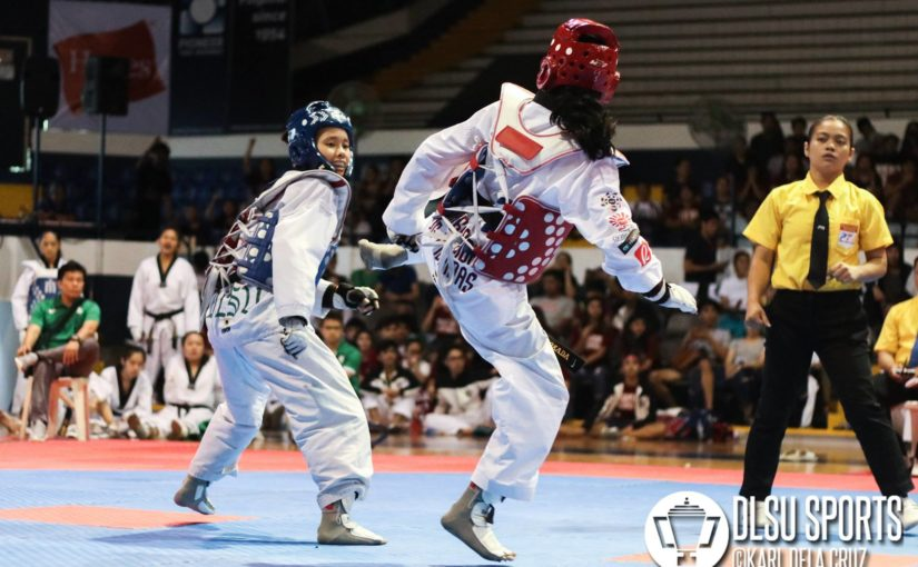 UAAP Taekwondo Day 2