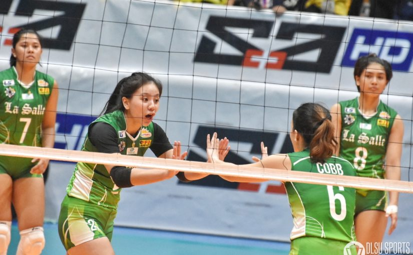 Cheng puts up 17 as Lady Spikers bounce back against NU