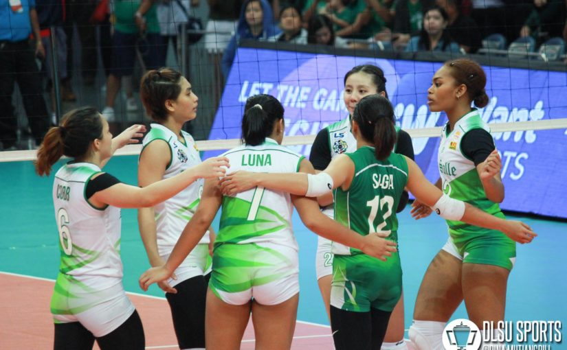 Lady Spikers suffer straight-set upset from Golden Tigresses