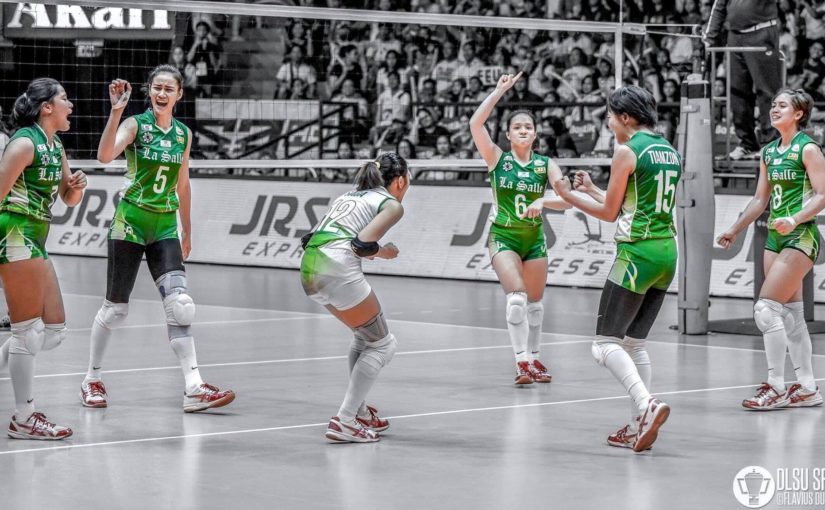 Lady Spikers show mastery over FEU after winning Finals rematch