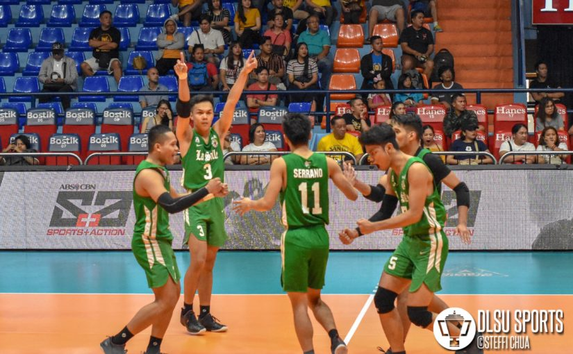 Green Spikers outlast Red Warriors in thrilling five-setter