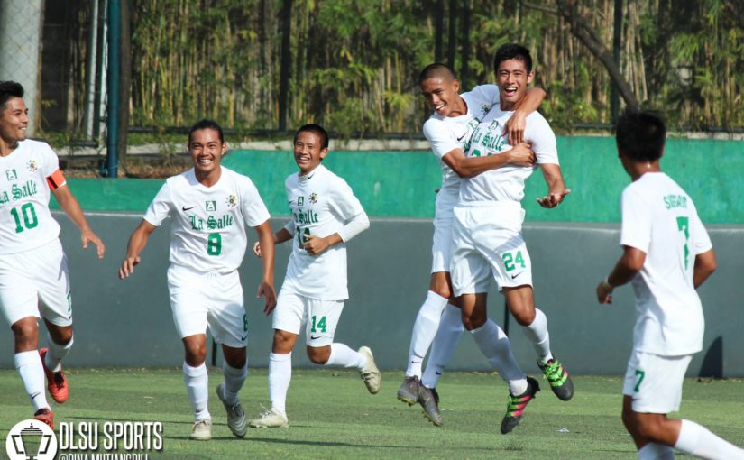 Montelibano powers La Salle in first round win over Ateneo