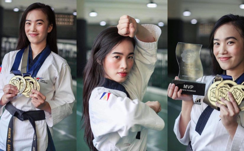 Athlete of the Month: Rinna Babanto