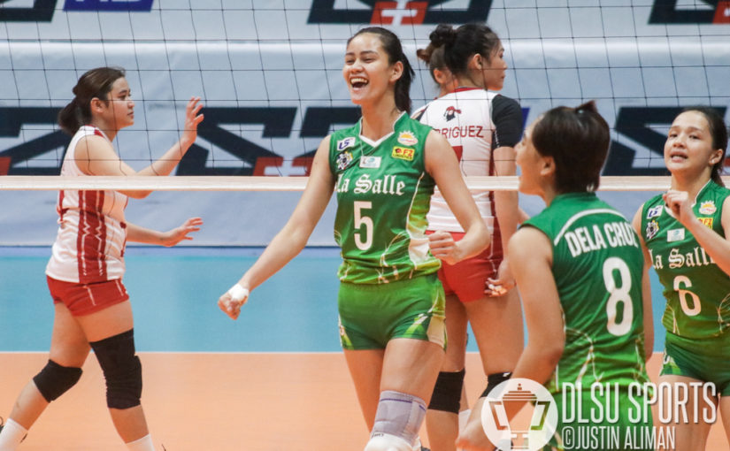 Lady Spikers retain winning form in rout of Lady Warriors