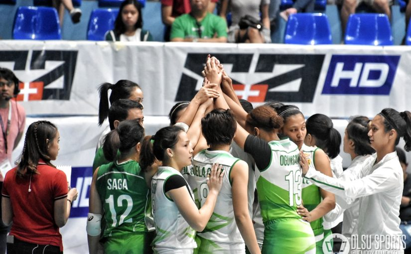 Lady Spikers fall to gutsy Lady Tamaraws in five sets