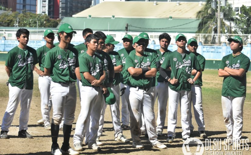 Green Batters fall short in Game 2 as Ateneo forces sudden death