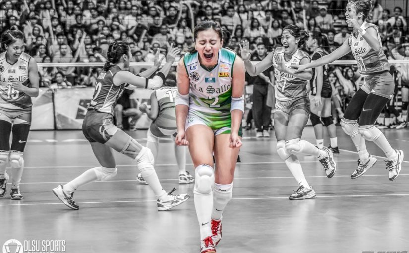 Lady Spikers take down Tigresses as Cheng posts new career-high