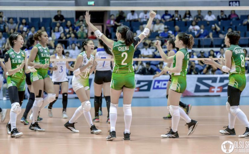 How La Salle reasserted its mastery over league-leading Ateneo