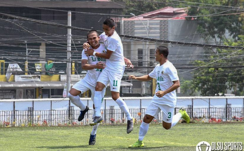 Vergara scores brace as Green Booters return to winning column