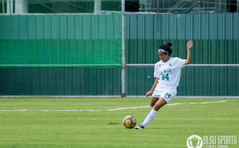 Lady Booters remain unbeaten after Castañeda's late equalizer against Maroons