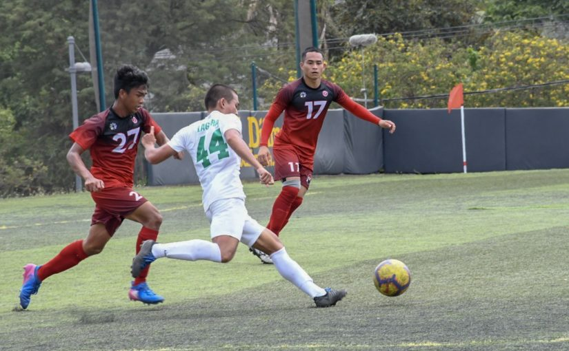 Green Booters complete comeback against first round tormentors UE