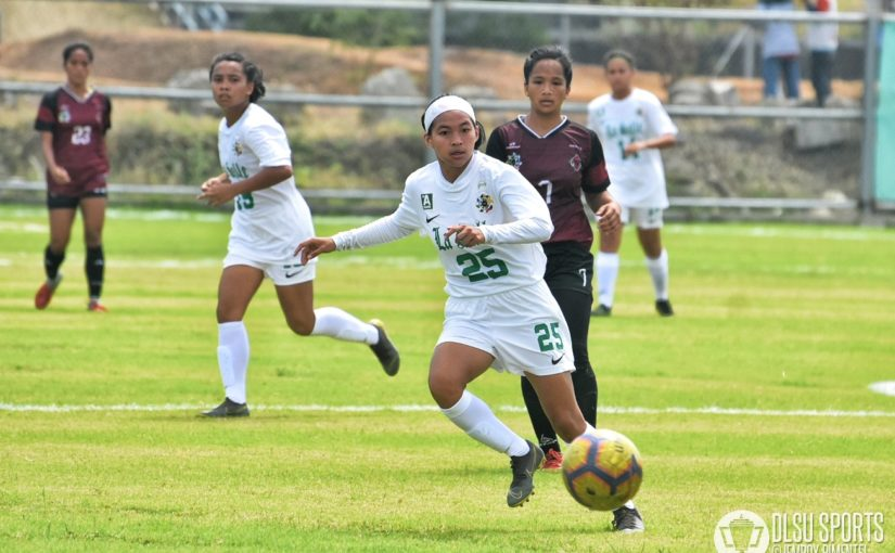 UAAP Season 81 Finals Team Preview: DLSU Lady Booters
