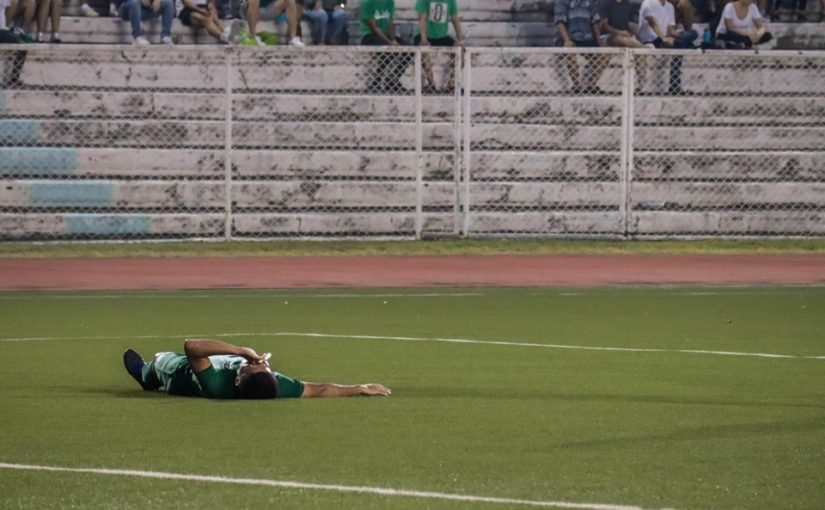 Late defensive lapse against Ateneo costs Green Booters elusive title