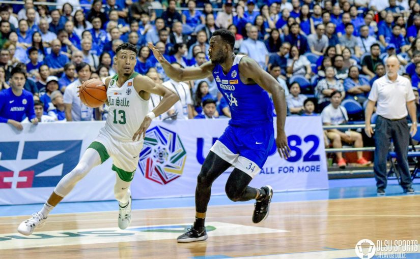 Comeback falls short as Green Archers lose season debut against Ateneo