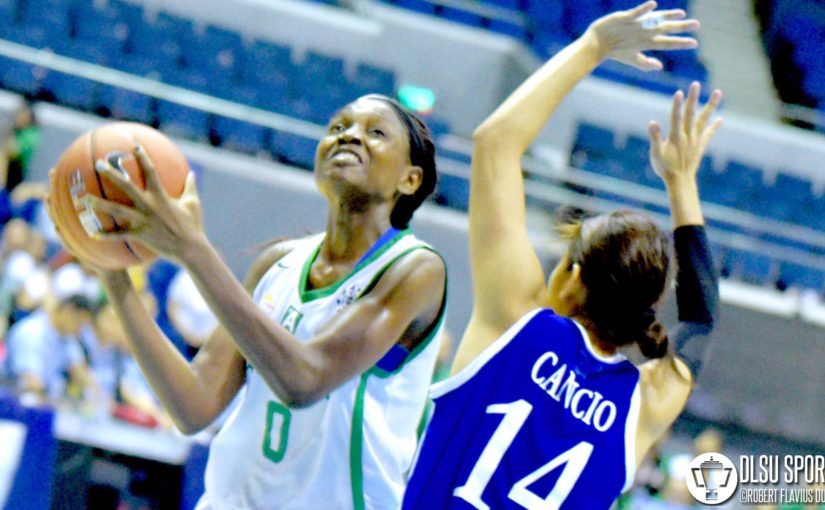 Lady Archers succumb to Ateneo as Okoli double-double goes for naught